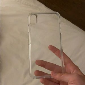 Clear OtterBox iPhone XR Case